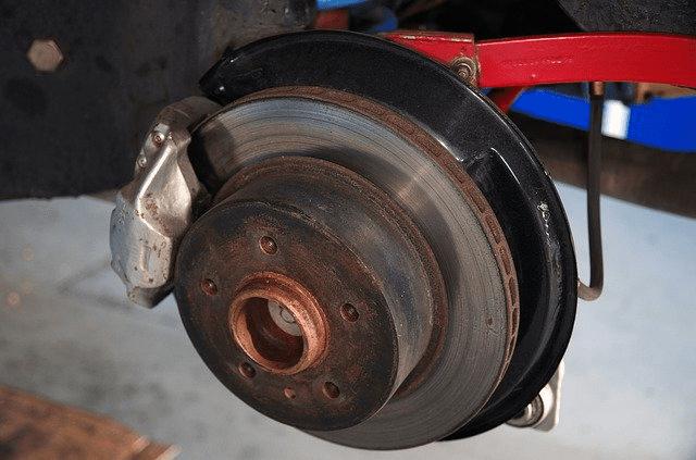 Brake Pads Replacement